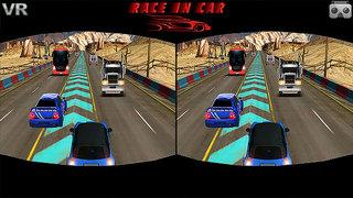 VR Race in Car screenshot 3