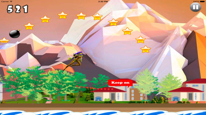 A Fantastic In Funny Jumps PRO - Girl Jumping Game screenshot 4