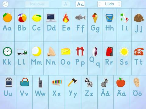 ABC StarterKit Svenska screenshot 8