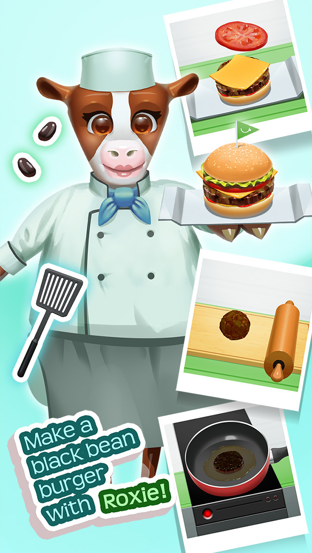 Zooville Animal Town - Hair Salon, Makeup, Doctor, Cooking & Dress Up screenshot 5