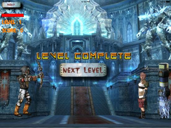 Archer Kingdom Of Ice Pro - The Best Archery Game screenshot 9