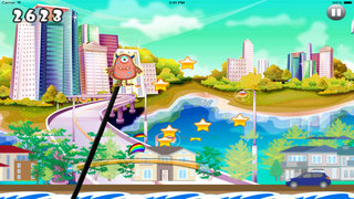 Jumping Super Monster - A Crazy Adventure Of Monsters screenshot 2