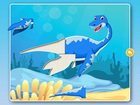 Dinosaur Games: Puzzle for Kids & Toddlers screenshot 6