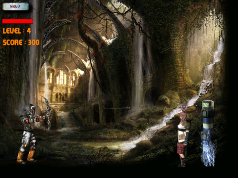 Ninja Fantasy Arrow 3D Pro - Real Uber Sprint & Archery Clash Game screenshot 9