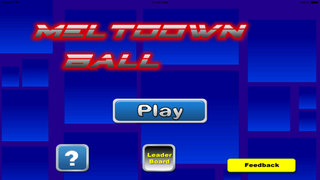 A Meltdown Ball - Amazing Breaking In Geometry Game screenshot 1