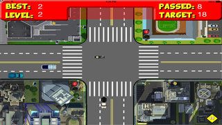 Amazing Drive Traffic 3D - City Driving Strike Simulator screenshot 3
