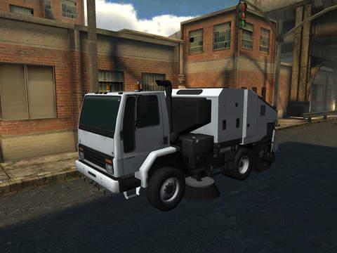 3D Garbage Truck Racing - eXtreme Truck Racer Game Free screenshot 8