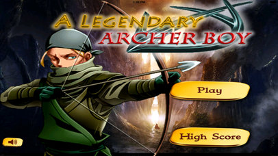 A Legendary Archer Boy - Shooting For Victory screenshot 1