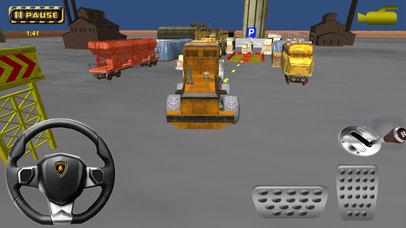 Truck Parking Simulation 3D screenshot 5