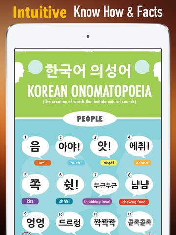 Korean  for Beginners:Glossary, Tips and Guide screenshot 6