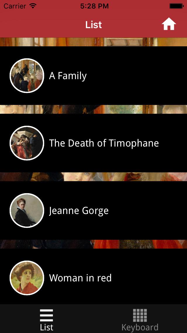 Albert Besnard screenshot 3