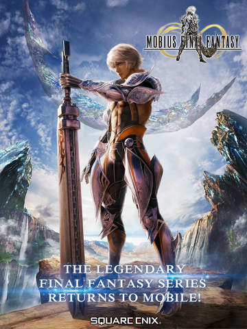 MOBIUS FINAL FANTASY screenshot 6
