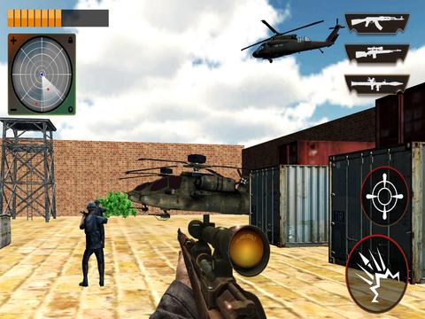 Commando Shooter Fury screenshot 6