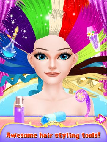 Summer Wedding Hairstyle & Spa screenshot 8