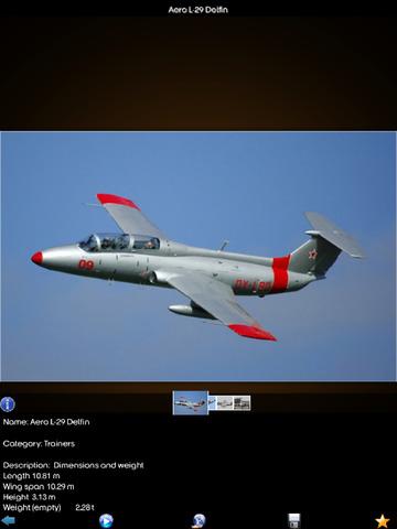 Military Aircraft Info screenshot 8