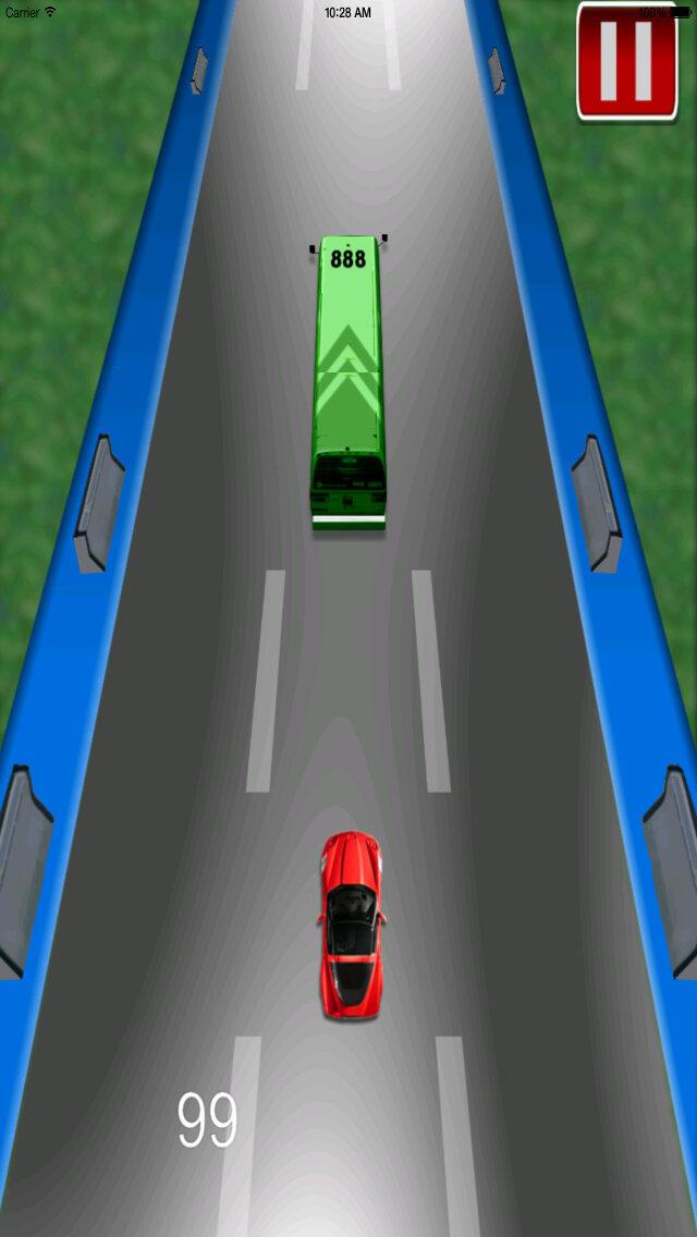 Car Driving Chase Pro - Racing Rush Simulator Game screenshot 2