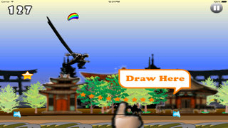 A Spectacular Ninja Jump Pro - Fly and Jump with Super Mutant Powers screenshot 2