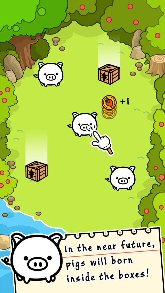 Pig Evolution - Tap Coins of the Crazy Mutant Simulator Idle