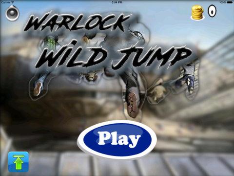 A Warlock Wild Jump - Adventure Game In the Kingdom screenshot 6