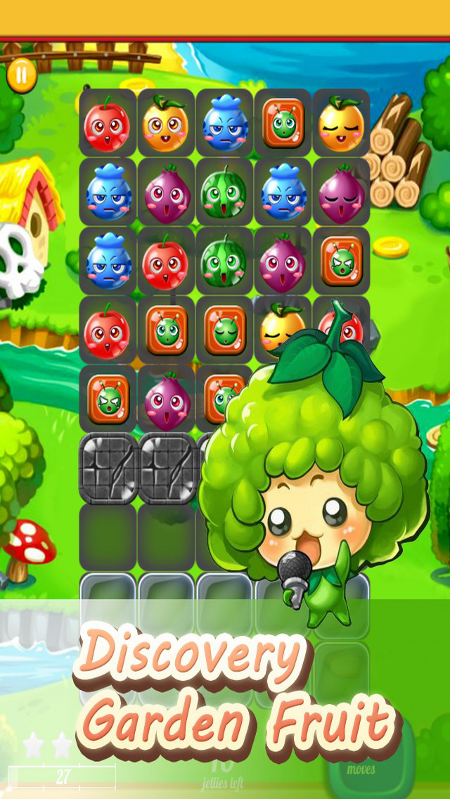 Move Fruit Splash - Match-3 Edition screenshot 3
