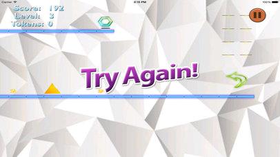 A Cube Run Escalation - Jump Run Go! screenshot 5