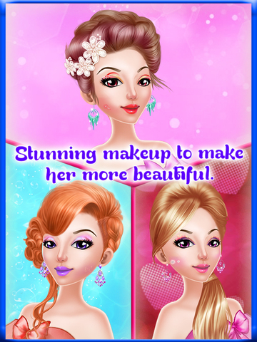 Fairy Salon Makeover screenshot 9