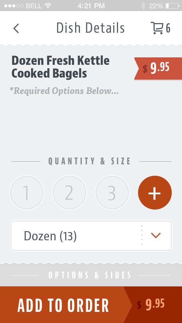 Bagels Plus screenshot 4