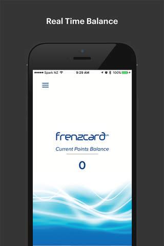 FrenzCard - náhled
