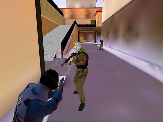 SWAT Shoot out Crime City screenshot 10