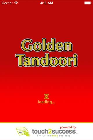 Golden Tandoori - náhled