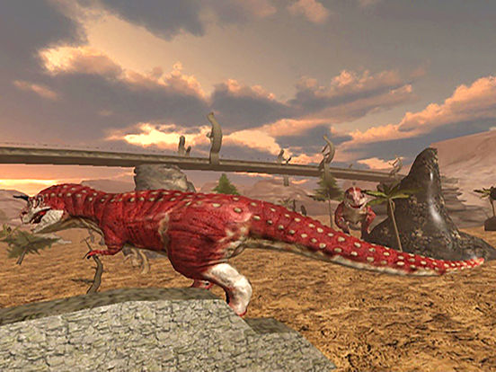VR Jurassic Land Tour Cardboard Game screenshot 10