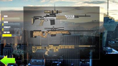 Modern Charlie Sniper  : 3D Fury Kill-er Shot-ing screenshot 1