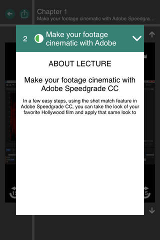 Easy To Use Adobe SpeedGrade Edition - náhled