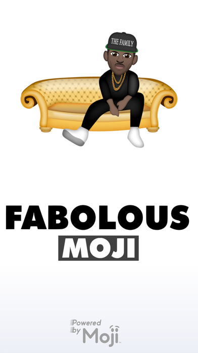 Fabolous ™ by Moji Stickers screenshot 1