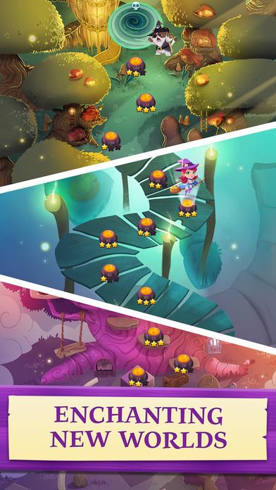 Bubble Witch 3 Saga screenshot #4