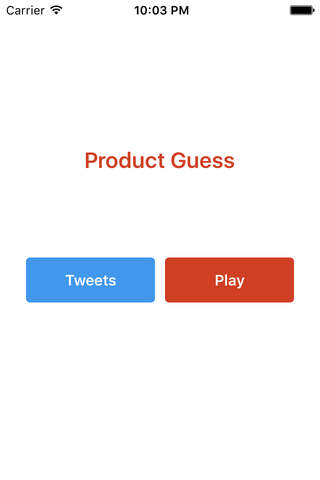 Product Guess - náhled