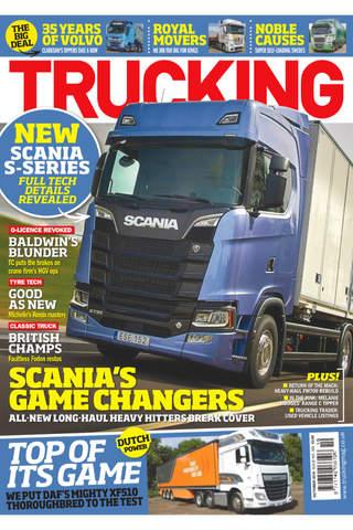 Trucking Magazine - náhled