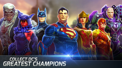 DC Legends: Fight Superheroes screenshot 1