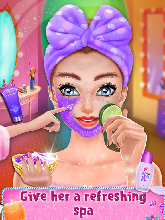 Princess Fashion Doll Makeover screenshot 9