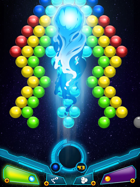 Bubble Shooter Sky Escape screenshot 6