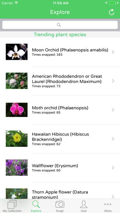 PlantSnap - Identify plants in a snap! screenshot #5