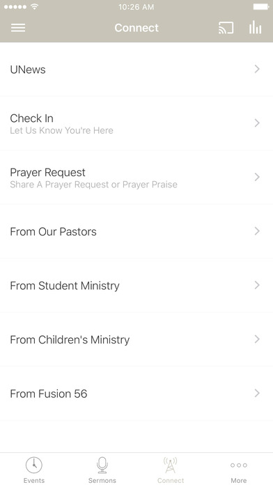 University United Methodist screenshot 3