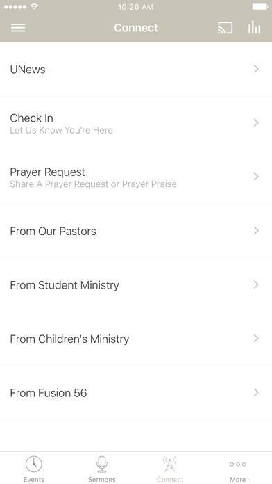 University United Methodist screenshot 3