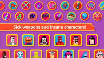 Bowmasters (Ad Free) screenshot 3
