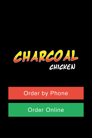 Charcoal Chicken - náhled