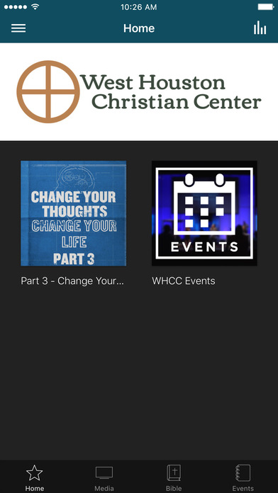 WHCC App screenshot 1