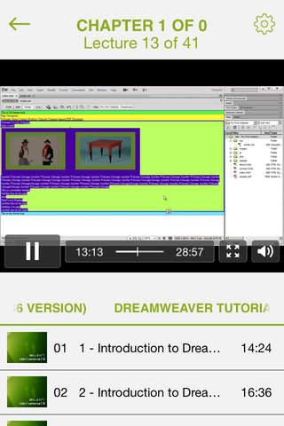 Full Docs for Dreamweaver - náhled