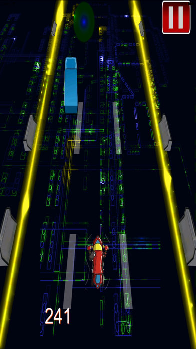 A Moto Hero Of The Night - Extreme Motorcycle Game screenshot 4