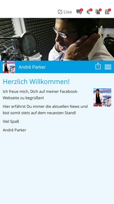 André Parker screenshot 1