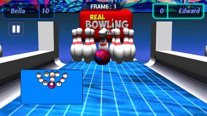 3D Bowling Club : New Free Sports Game 2016 screenshot 3